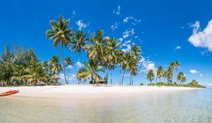 Lassen Sie die Seele baumeln an den weißen Sandstränden des Butiama Beach Resort auf Zanzibar