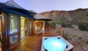 Sanbona Wildlife Reserve: Dwyka Tented Lodge