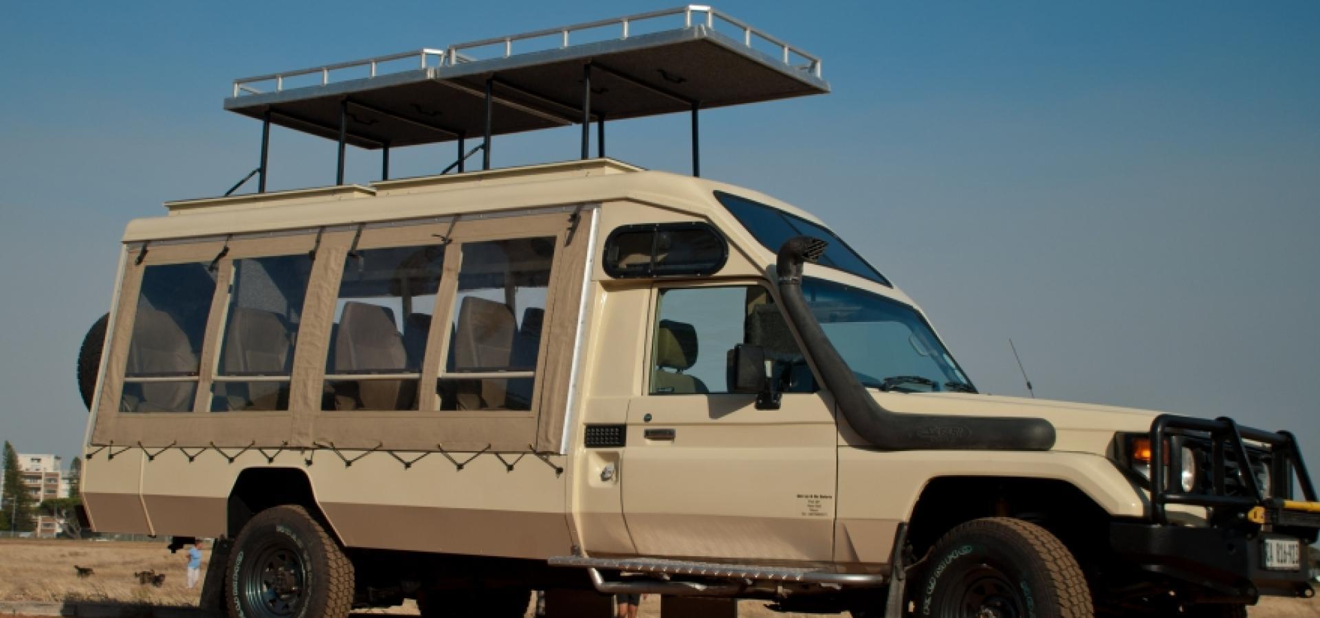 Safaritruck