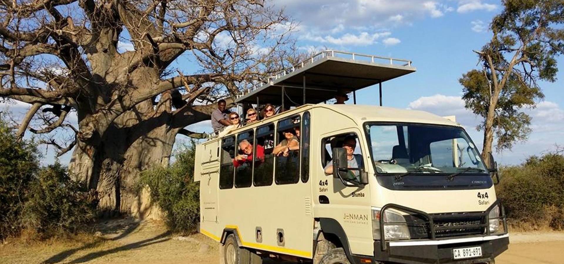 17-tägige Kleingruppen Lodge Safari durch Zimbabwe und Botswana