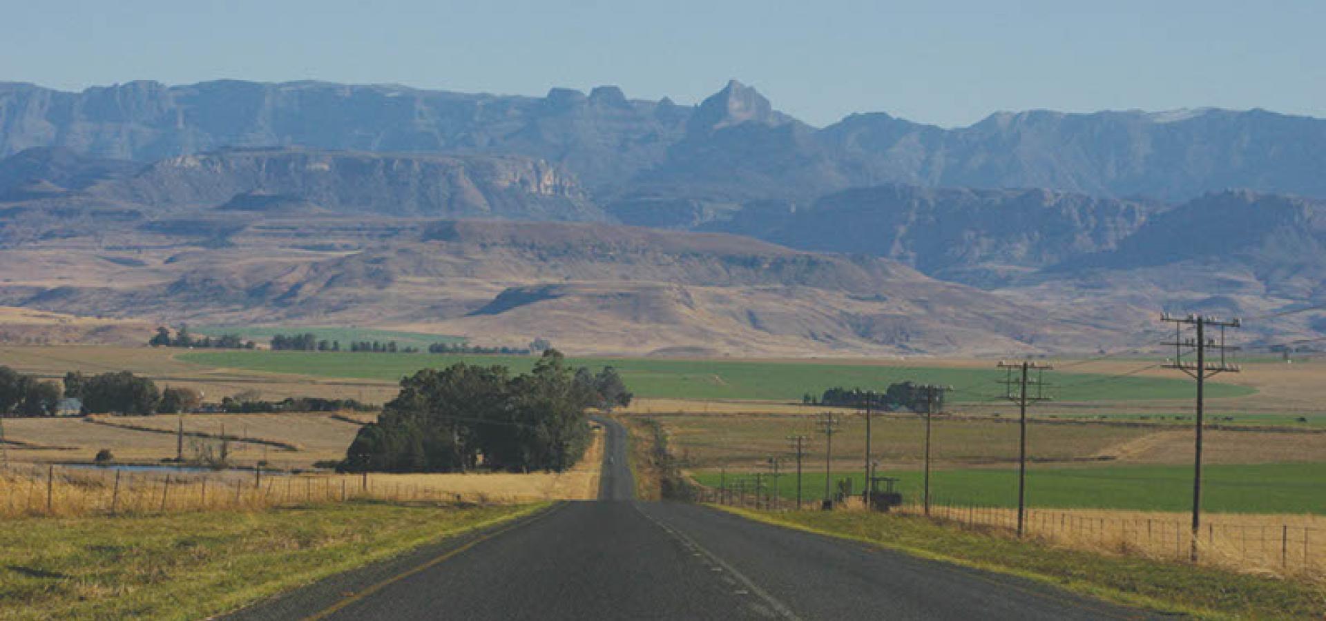 Road Trip Drakensberge