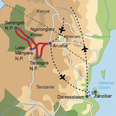 Afrika kennenlernen
