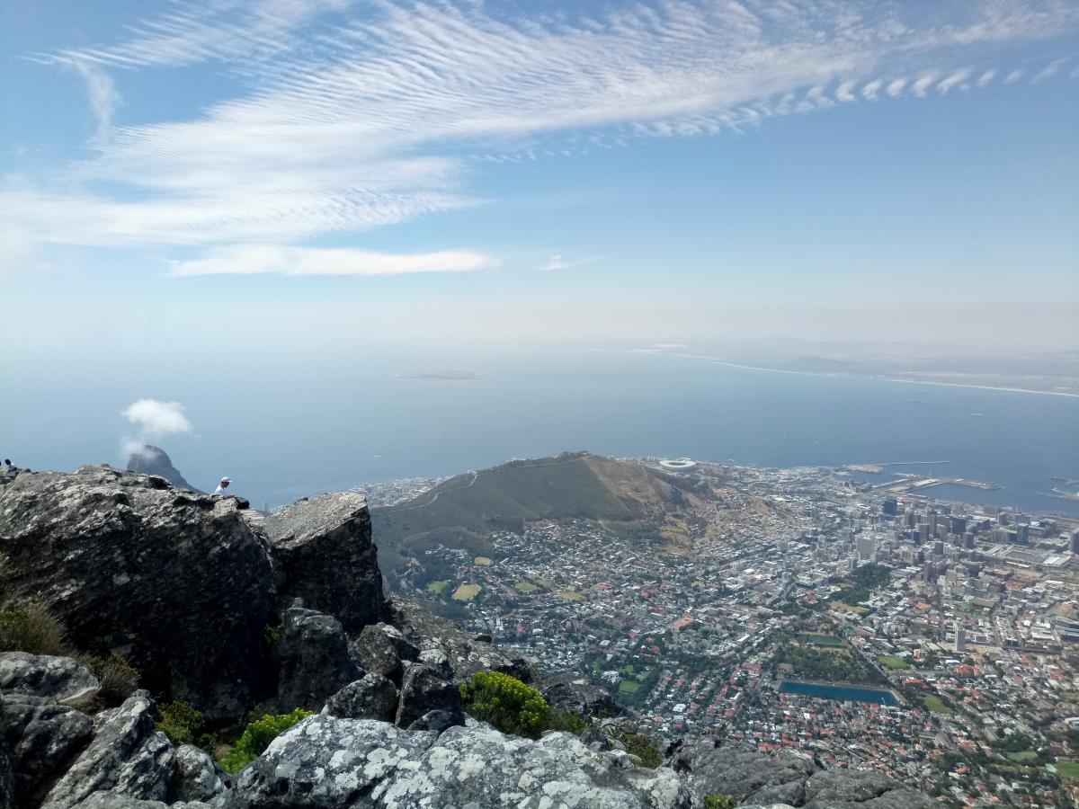 Robben Island - einstige Gefängnisinsel vor Kapstadt