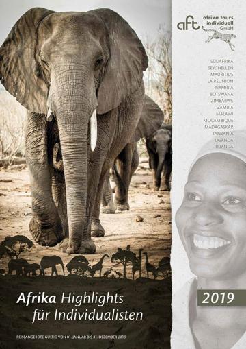 Afrika Tours Individuell Reisekatalog 2019