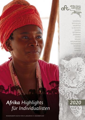 Afrika Tours Individuell Reisekatalog 2020