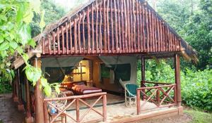Safari Tent Kibale Forest National Park,