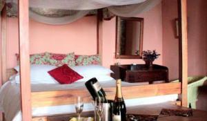 Ndali Lodge Zimmer