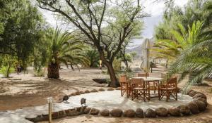 Ababis Guestfarm Garten