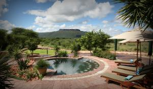 Waterberg Guestfarm