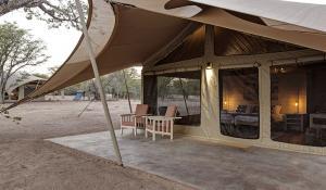 Malansurs Camp Damaraland