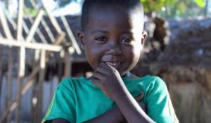 Junger Madagasse