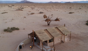 Desert Camp PAnorame
