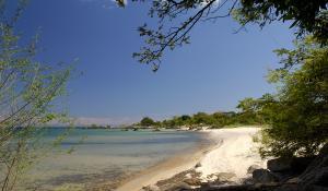 Lassen Sie die Seele baumeln an den weißen Sandstränden des kristallklaren Lake Malawi