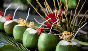 Markt in Mane auf den Seychellen
