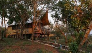 Kat. Safari Zelt Uganda