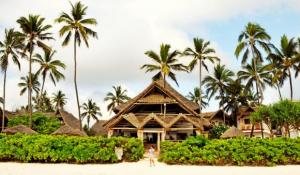 Zanzibar Villa Beach Front