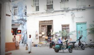 Entdecken Sie das malerische Küstenstädtchen Stone Town auf Zanzibar mit seinem orientalischen Flair