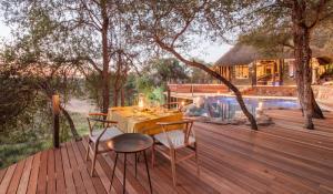 Garonga Safari Camp Main Area
