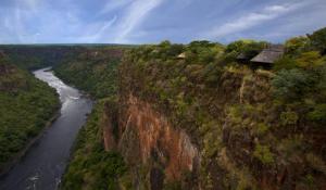 Blick über Batoka Gorge