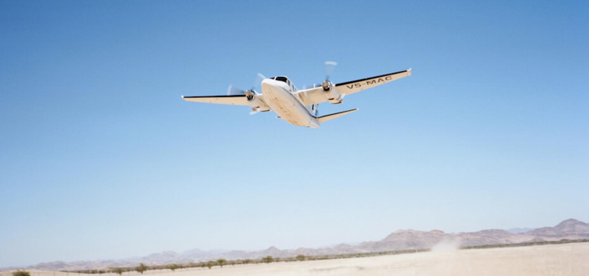 Exklusive Fly-In Safari zu den verborgenen Schätzen Namibias