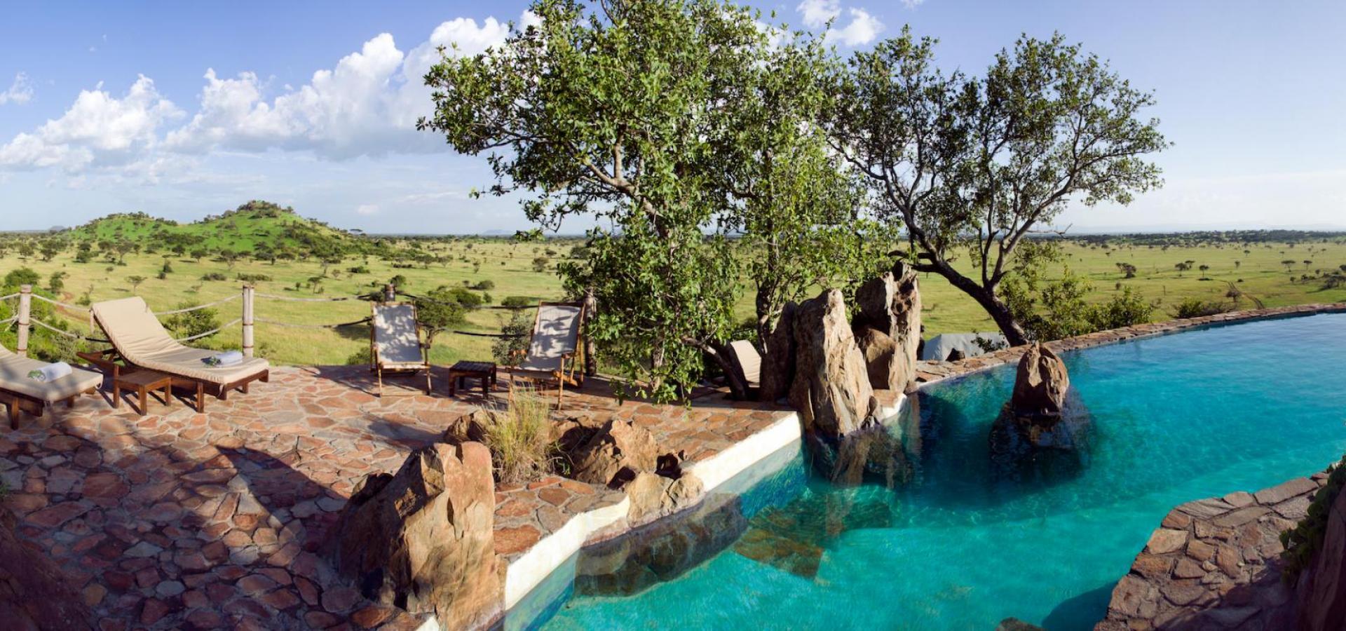 Tanganyika Busch Safari  -Spannende Safariaktivitäten und Baden auf Zanzibar