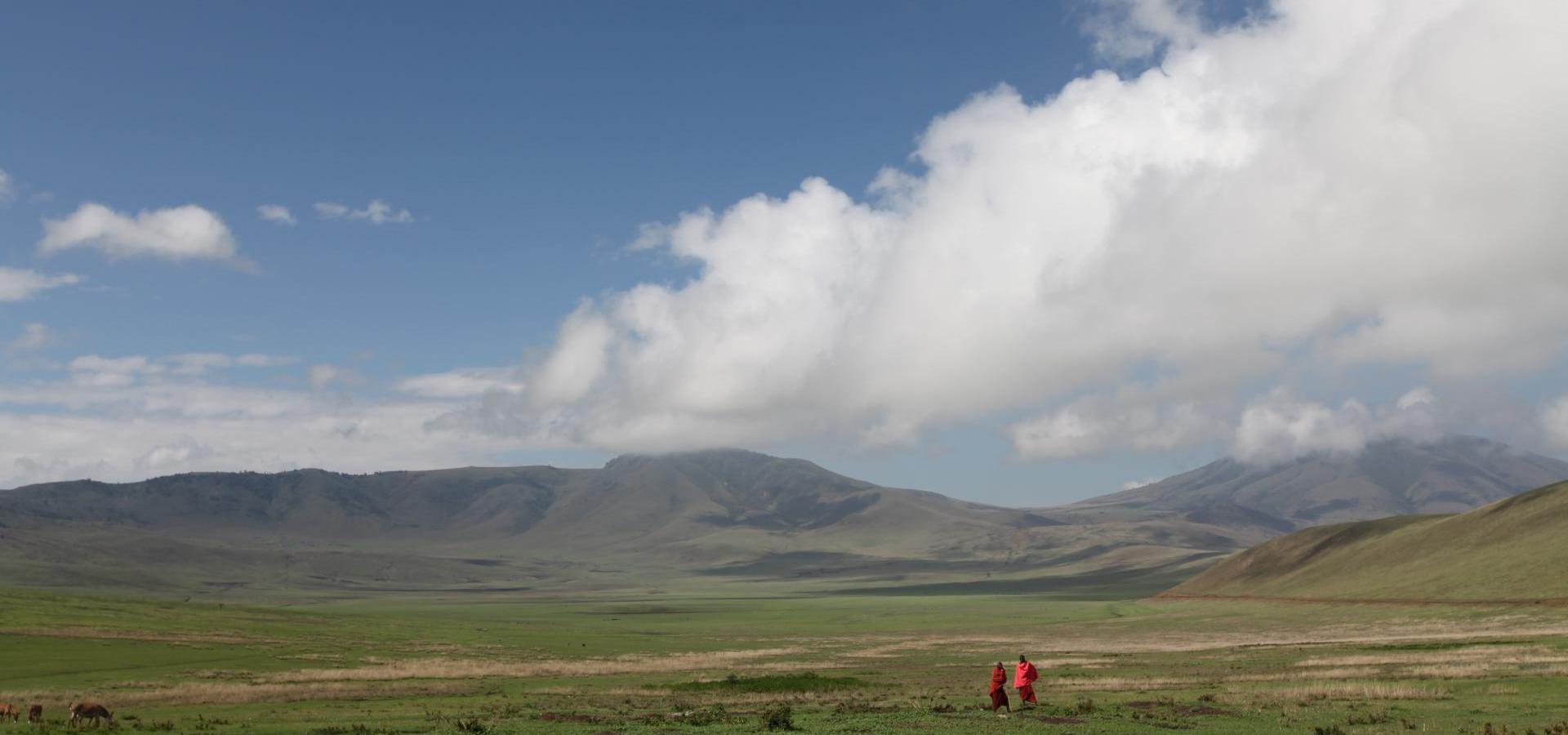 Machen Sie interessante Begegnungen mit dem einzigartigen Massai Volk in Tanzania