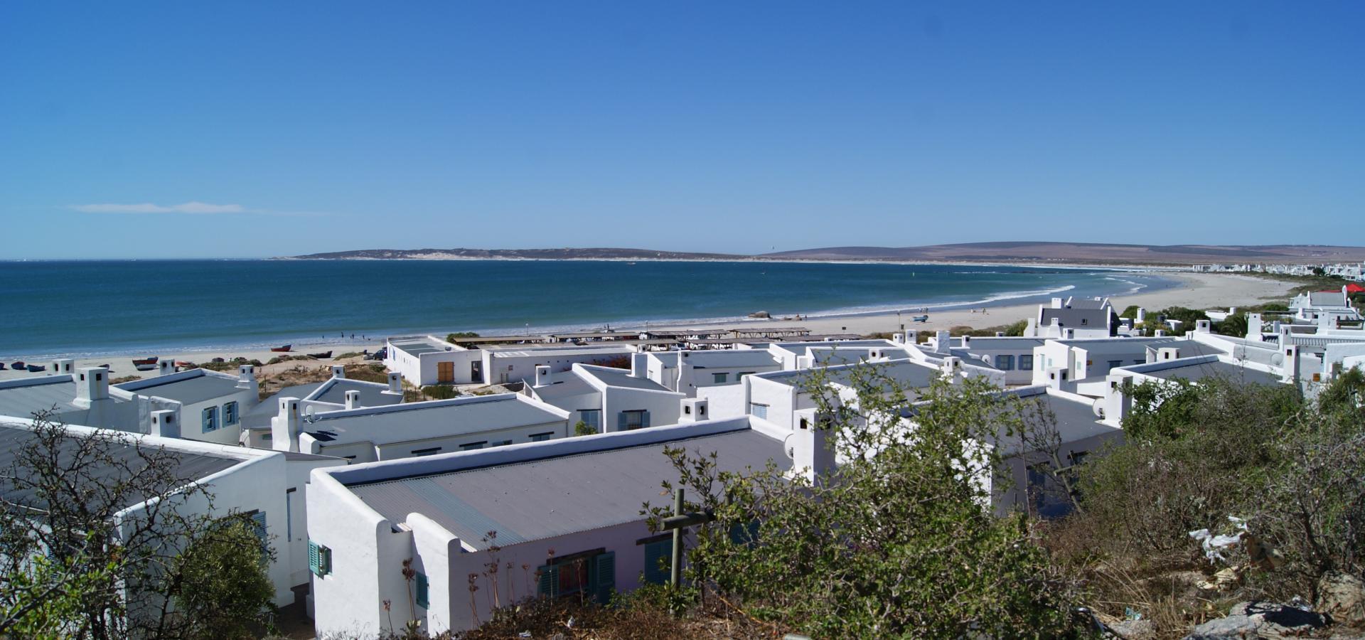 Besuchen Sie das entzückende Küstenstädtchen Paternoster an der Westküste Südafrikas