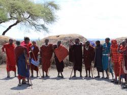 Das stolze Volk der Massai