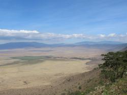 Ngorongro Krater - Unesco Weltnaturerbe in Tansania