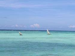 Meer vor Sansibar
