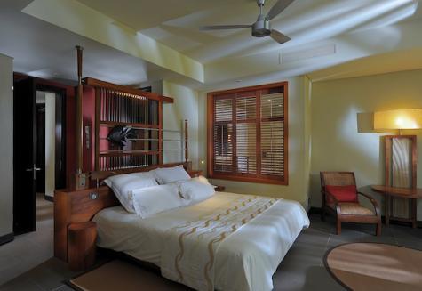 Hotel Trou aux Biches Resort & Spa Zimmer