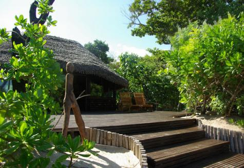 Manafiafy Beach & Rainforest Lodge  Bungalow