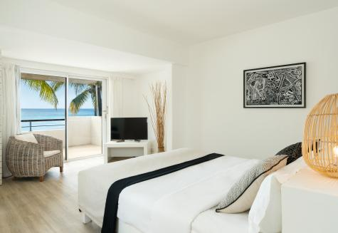 Récif Attitude Hotel Deluxe Beachfront Room