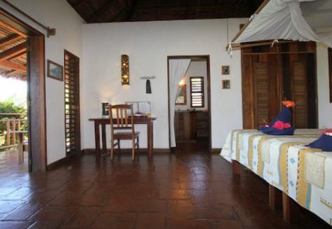 Sakatia Lodge Zimmer
