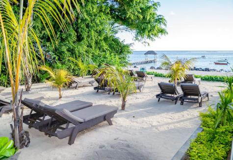 Tamassa Resort Strand