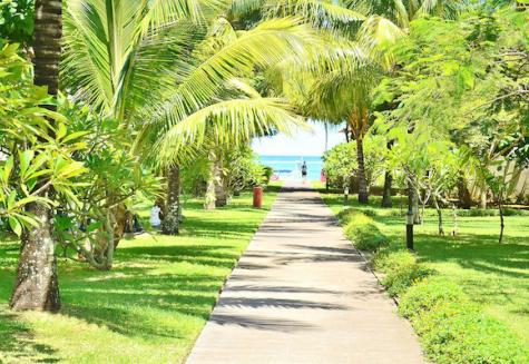Tamassa Resort Garten