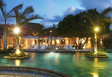 Zilwa Attitude Lor Disab Restaurant & Pool