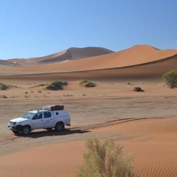 Unter dem Sternenzelt Namibias - 4x4 Campertour zu den Highlights Namibias