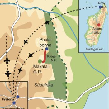 "Wildlife & Nosy Be ""Chill Out"" - Safari in Südafrika und Badeurlaub am Traumstrand in Madagaskar"